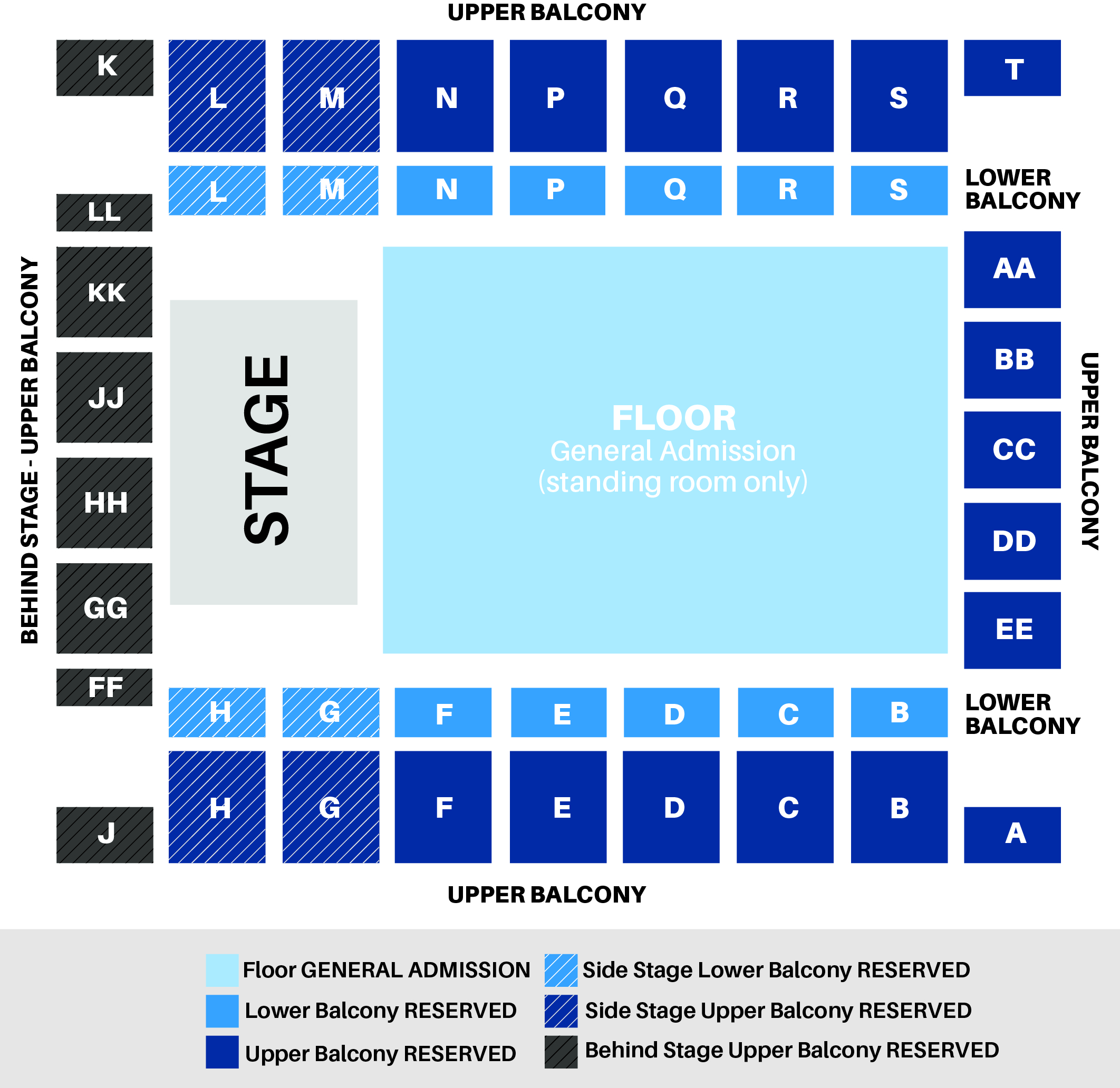 Knoxville Civic Auditorium Seating Chart Knoxville Civic