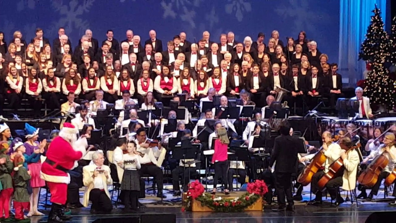 Knoxville Symphony Orchestra – Clayton Holiday Concert
